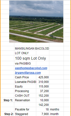 100sqm Lot Only (1)
