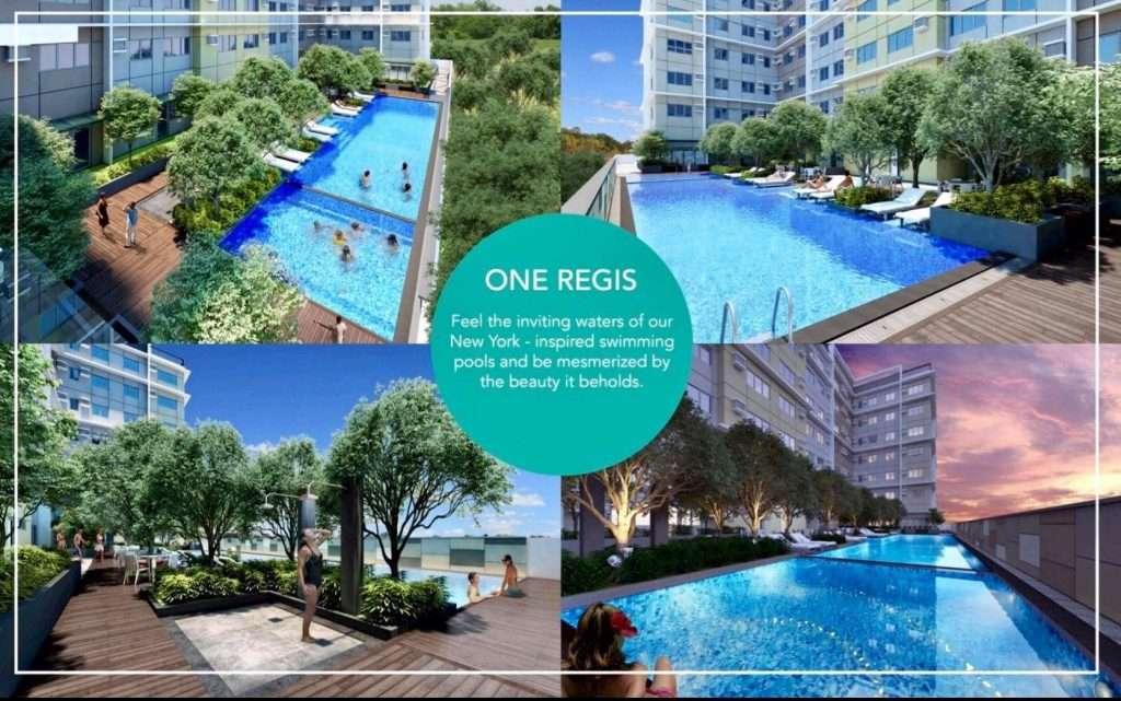 Swimming Pool - One Regis