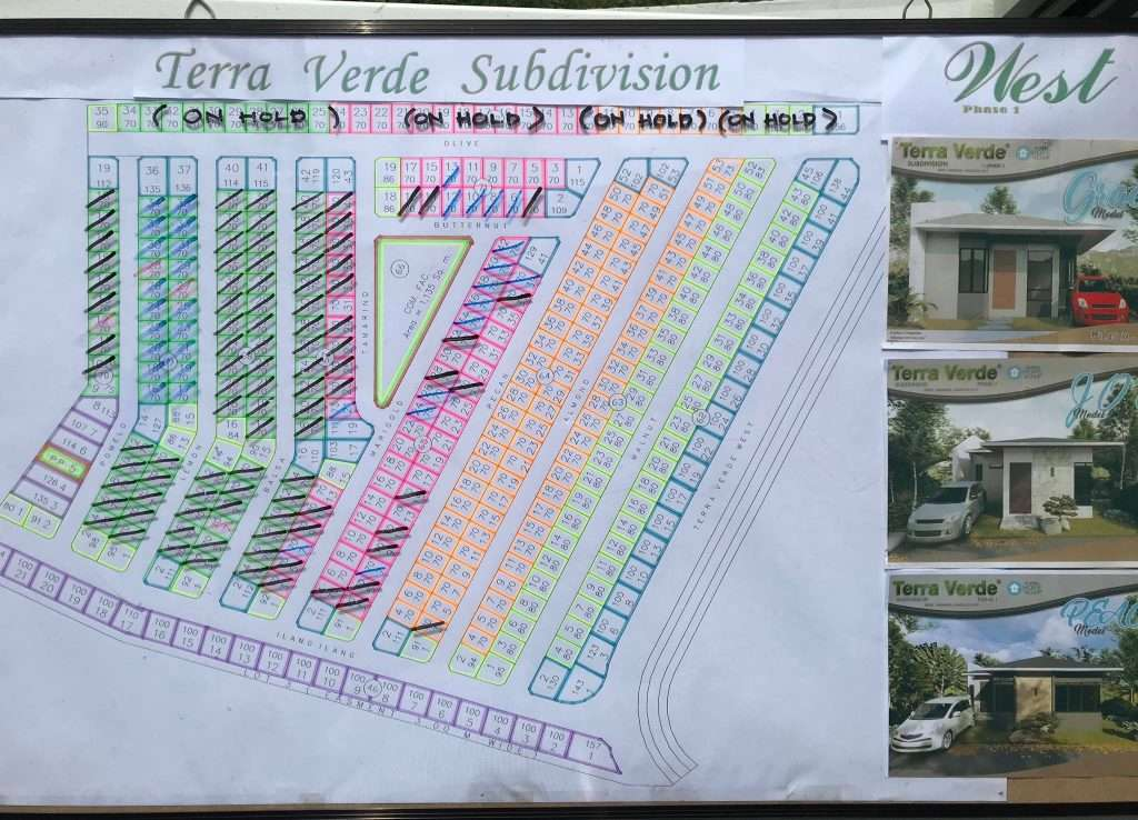 Terra Verde Available Lots 3