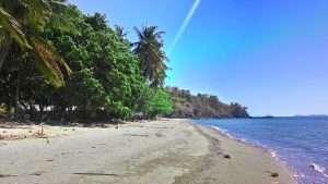 White Sand Beach in Cauayan Negros