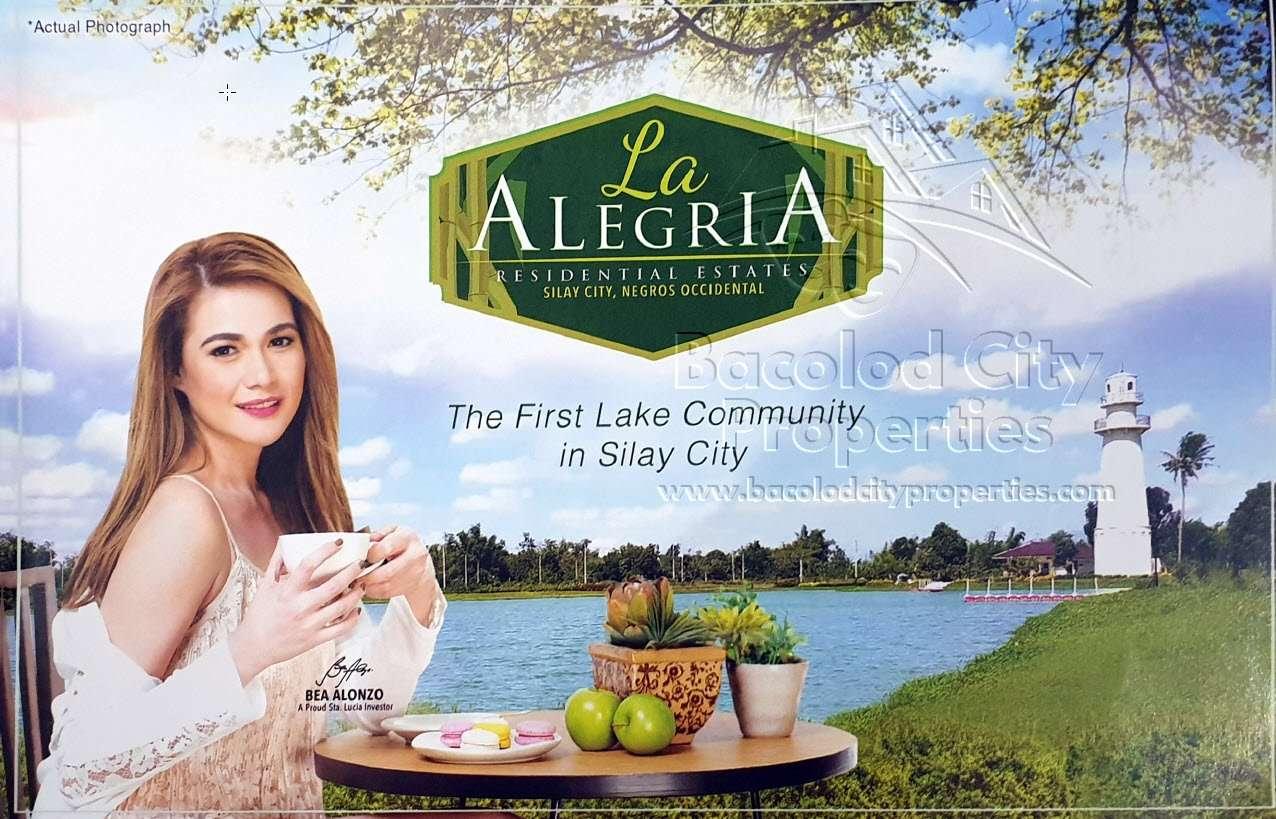 La Alegria Silay Cover