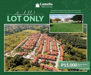 Installment Lot for Sale Bacolod