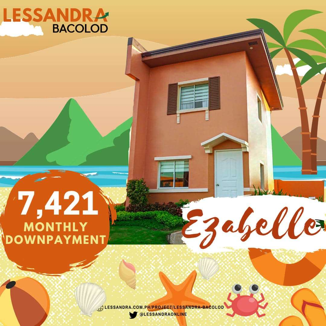 Ezabelle Two Story House and Lot in Camella Bacolod South (3)
