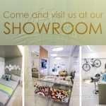 Amaia Steps Central Showroom
