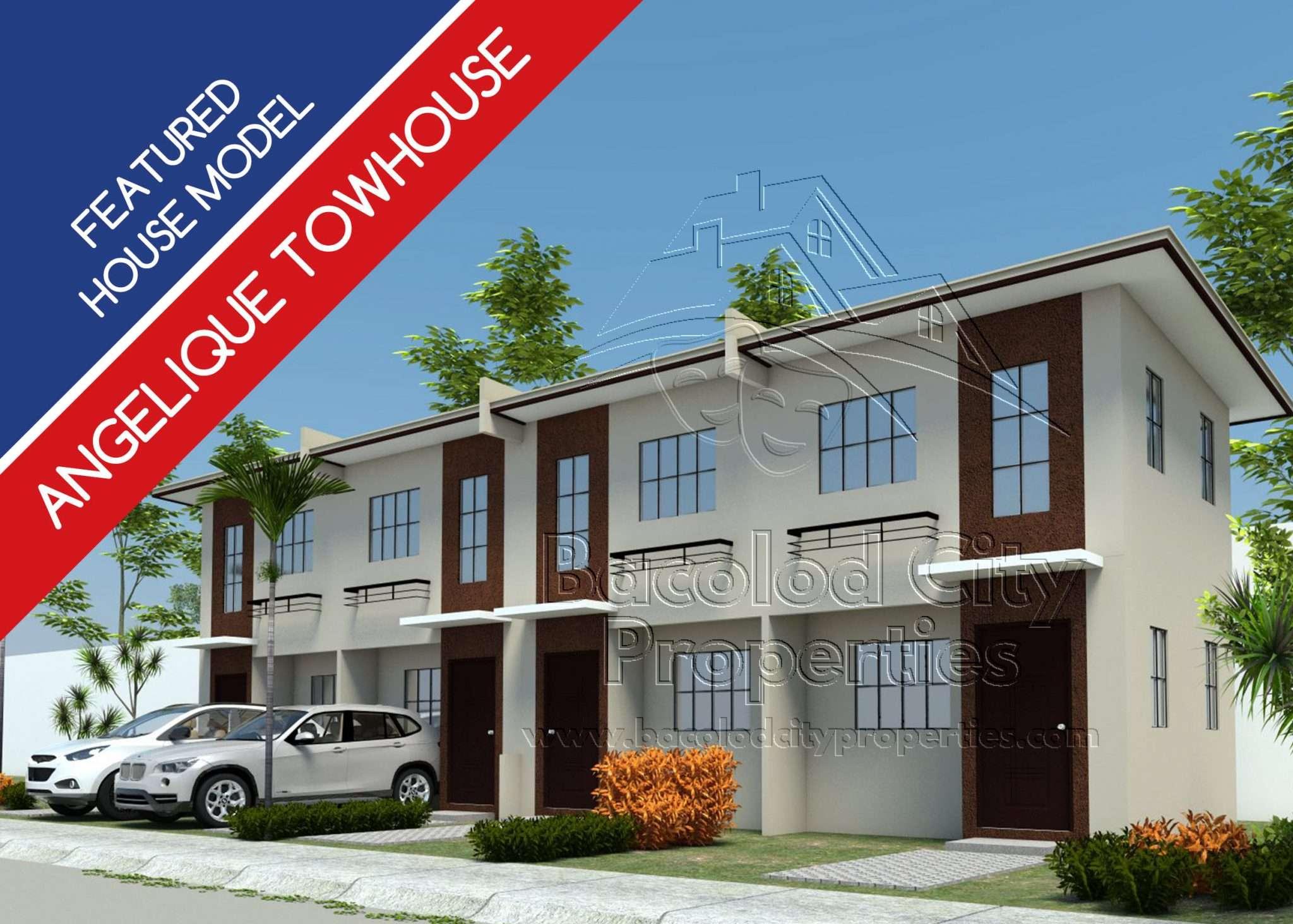 Angelique Townhouse