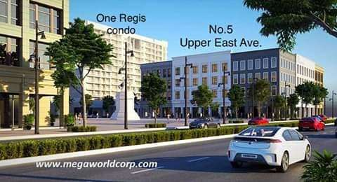 Upper East Avenue Office Buildings