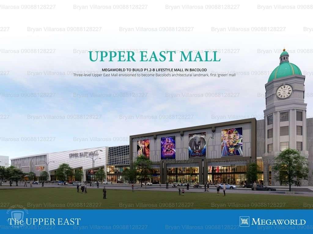Upper East Mall Bacolod