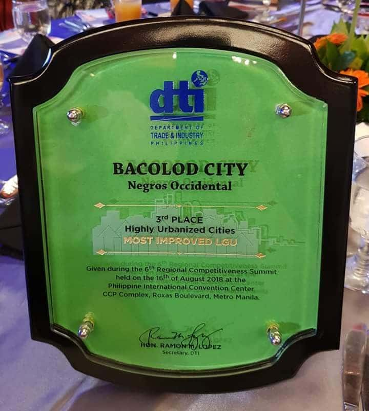 Bacolod TOp Investment destination